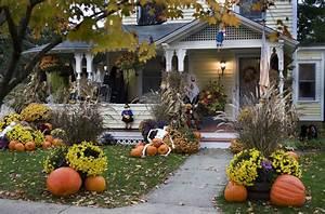 15, Spooky, Outdoor, Halloween, Decoration, Ideas