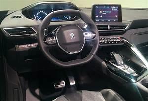 I Cockpit Peugeot 3008 : blog on twitter le i cockpit du nouveau peugeot 3008 suvpeugeot3008 peugeotfr ~ Gottalentnigeria.com Avis de Voitures