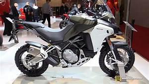 2016 Ducati Multistrada 1200 Enduro With Ducati