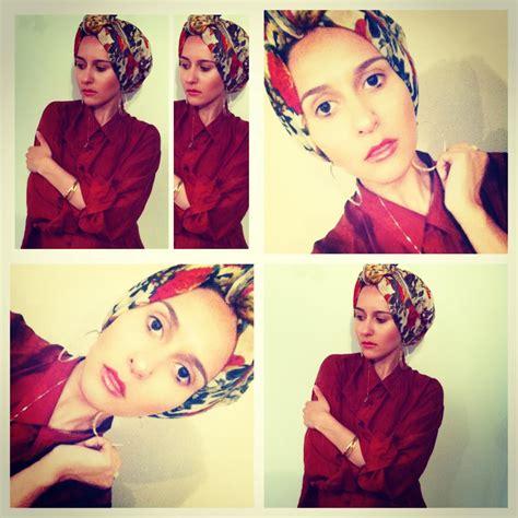 dina tokio  hijab fashionista