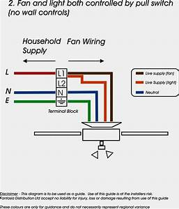 Ceiling Fan Wiring Diagram 3 Speed