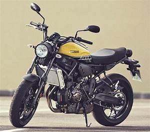 Yamaha Xsr 700 Occasion : yamaha xsr 700 60eme anniversaire 2016 fiche moto motoplanete ~ Medecine-chirurgie-esthetiques.com Avis de Voitures