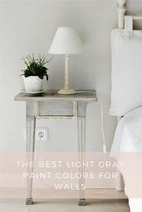 The, Best, Light, Gray, Paint, Colors, For, Walls