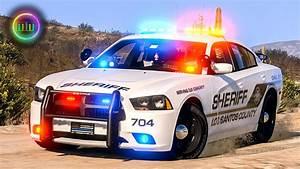 GTA 5 - LSPDFR Sheriff Patrol - Idiot Tow Truck Driver