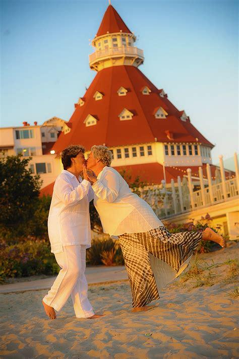 san diego ca gay wedding officiants  wedding planners
