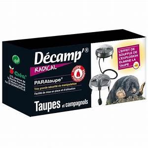 Produit Anti Taupe : parataupe decamp pi ge anti taupe decamp 39 d camp ~ Premium-room.com Idées de Décoration