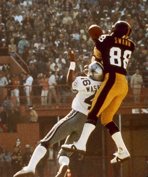 Soaring Catch Made Lynn Swann Hero Of Super Bowl X San