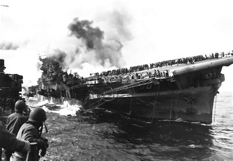 Today In World War Ii History—march 19, 1940 & 1945
