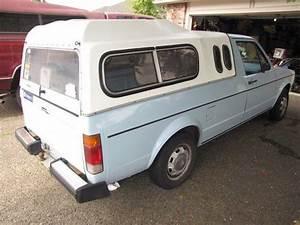 Vw Caddy Diesel : buy used 1981 volkswagen rabbit pickup vw caddy 1 6 diesel ~ Kayakingforconservation.com Haus und Dekorationen