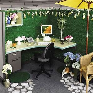 Office Cubicle Decor