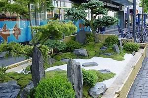 Kleiner Japanischer Garten : die besten 25 kleiner japanischer garten ideen auf pinterest japanische gartenstil ~ Markanthonyermac.com Haus und Dekorationen