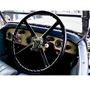Vintage Car Steering Wheel Free Stock Photo  Public