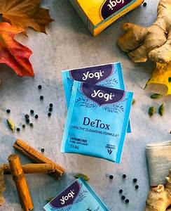 Yogi Tea Detox 16 Bag