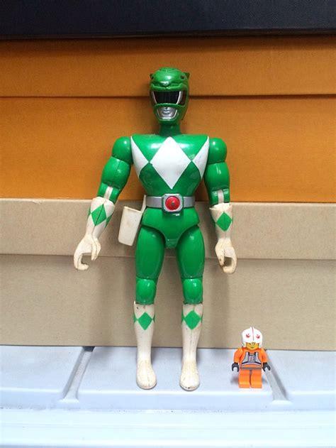 jual power rangers green ranger action figure  lapak