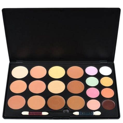 professional  colors cream concealer camouflage makeup