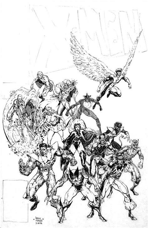 classic covers wolverine adams arthur handbook universe official 2005 homage avengers