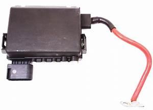2004 Vw Jetta Battery Terminal Fuse Box  Location  Auto Fuse Box Diagram