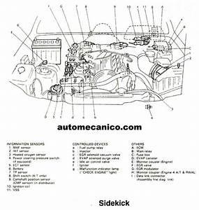 Suzuki Xl7 Engine Diagram  Suzuki  Free Engine Image For
