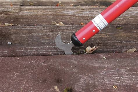 deck groove cleaner professional deck builder