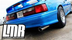 Pypes Mustang Pype Bomb Cat Back Exhaust  79