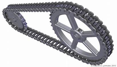 Chain Transmission Belt Cadena Cadenas Bike Mouvement