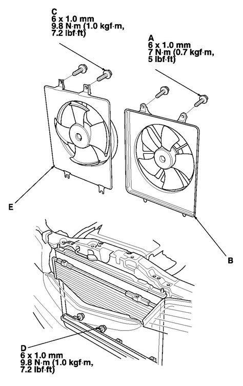 How Replace Condensor Fan Assembly