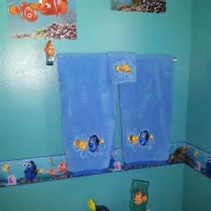 towels finding nemo and bathroom on pinterest