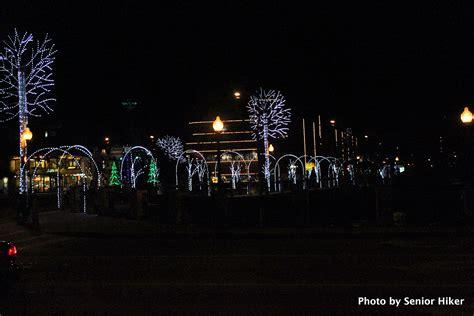 joyful reflections christmas lights in gatlinburg tn