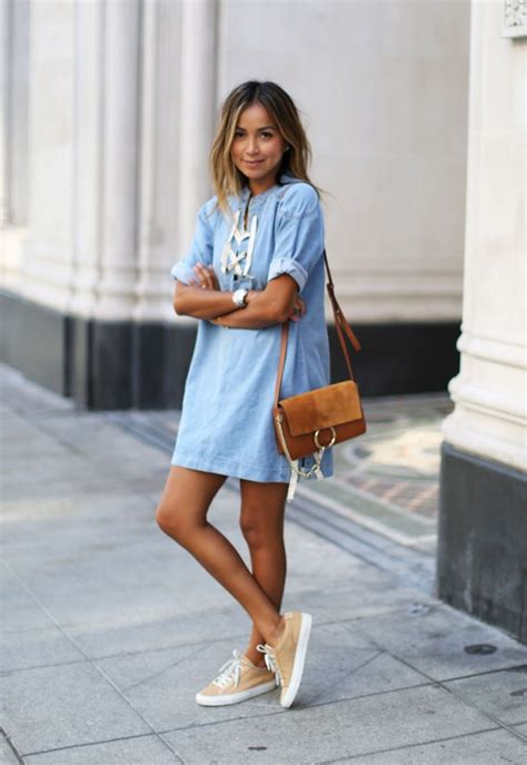 Blue Denim Dresses 2018 | FashionTasty.com