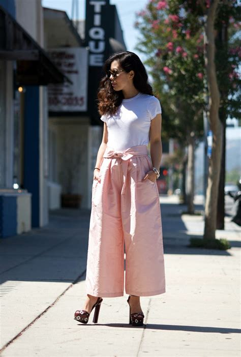 white and wide leg hallie daily