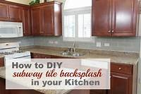 how to tile 8 DIY Tile Kitchen Backsplashes That Are Worth Installing - Shelterness