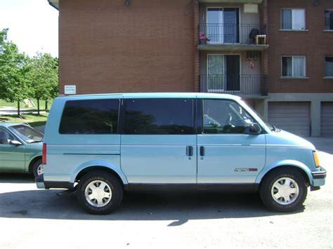 where to buy car manuals 1994 chevrolet astro parking system 1994 chevrolet astro pictures information and specs auto database com