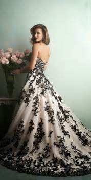 black and white bridesmaid dresses 25 best ideas about black wedding dresses on black wedding gowns white wedding