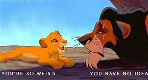 Weird The Lion King GIF - Find & Share on GIPHY