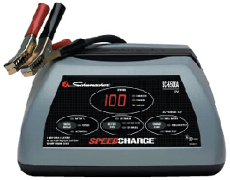 Marine Battery Charger Overcharging by Schumacher Battery Chargers Schumacher Sc 6500a