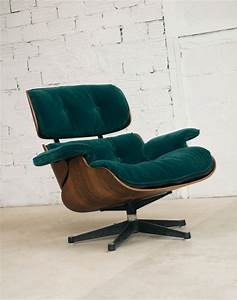 Fauteuil Charles Eames : charles eames lounge chair fauteuil charles eames ~ Melissatoandfro.com Idées de Décoration