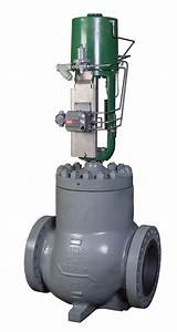 Of Fisher Control Valve