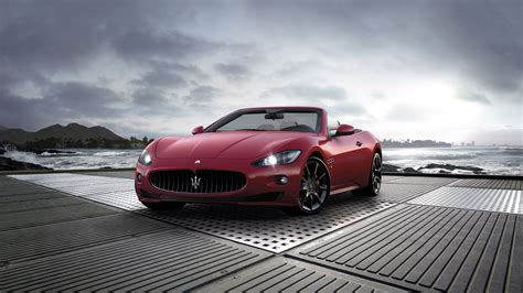 Maserati Granturismo 4k Wallpapers by Maserati Grancabrio Sport Ultra Hd 4k Wallpapers Cars