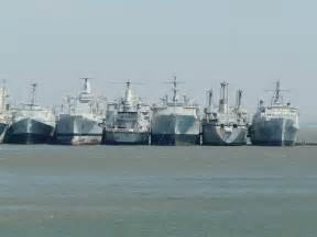 Suisun Bay Ghost Fleet