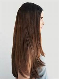 Couleur Cheveux Marron Chocolat : le marron glac d couvrez la couleur de cheveux tendance ~ Melissatoandfro.com Idées de Décoration