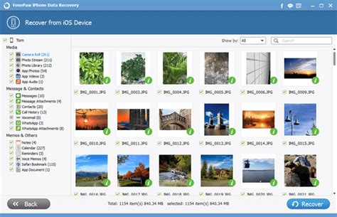 iphone deleted photos how to recover deleted photos and pictures from iphone 6 6