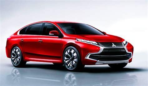 New Mitsubishi Galant by 2017 New Mitsubishi Galant Carbuzz Info