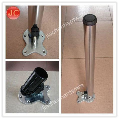 folding metal table legs folding leg adjustable table leg buy adjustable height