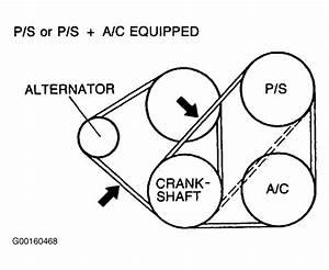 1993 Mazda Miata Belt Diagram