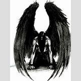 Demons Drawings With Wings | 300 x 400 jpeg 20kB
