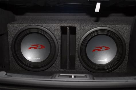 diy lifier and subwoofer install 4 hours total mbworld org forums
