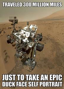 Duck Face Rover | Mars Exploration | Know Your Meme