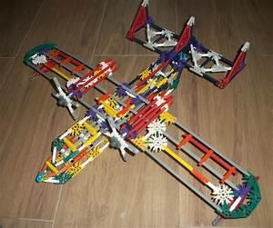 K'nex Aeroboat - All