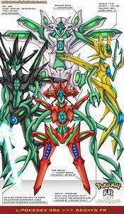 L'Pokedex 386 - Deoxys FR by Pokemon-FR on DeviantArt