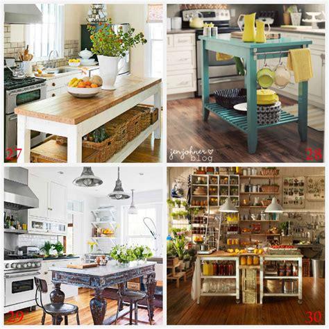 kitchen island diy ideas kitchen island ideas decorating and diy projects